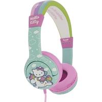 OTL Hello Kitty Unicorn Children's Headphones - Rainbow
