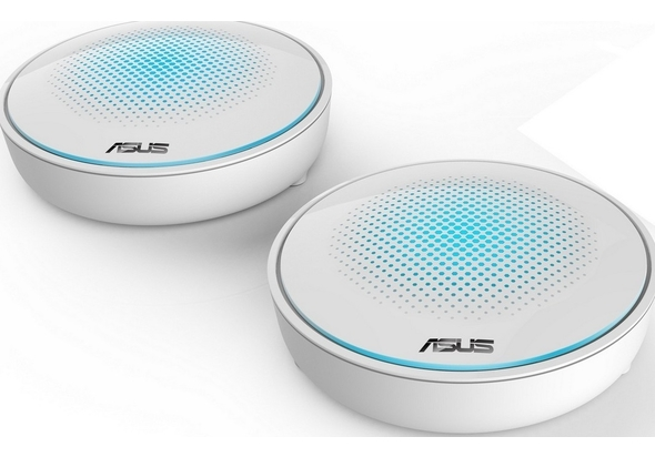Asus Lyra AC2200 Tri-Band Whole-Home Mesh WiFi System