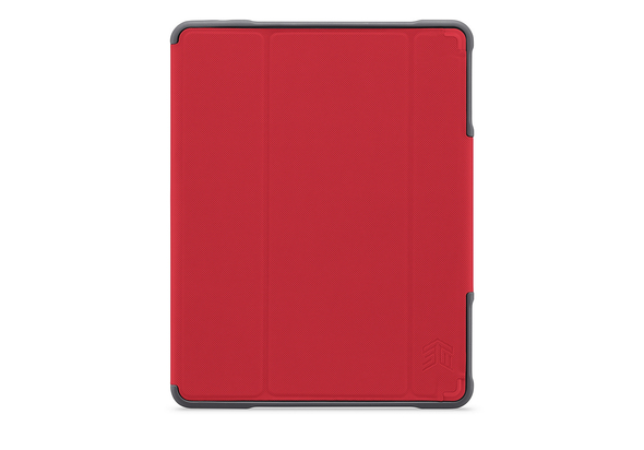 STM Dux Plus Duo Case for iPad 9.7  , Red