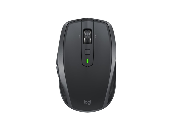 Logitech MX Anywhere 2S Wireless Mobile Mouse, Graphite
