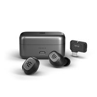 EPOS GTW 270 Hybrid Closed Acoustic Wireless Earbuds with Dongle