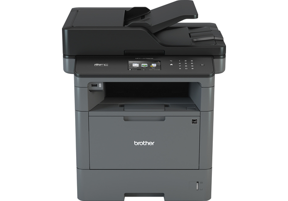 Brother MFCL5755DW Monochrome Laser Multi-function Printer