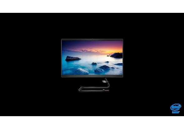Lenovo IdeaCentre, Core i3-1005G1, 4GB RAM, 256GB SSD, 21.5  FHD All In One, Black