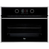 Teka 60 cm Built-In Compact Steam Oven HLC 847 SC, 45 liters, 16 Multifunction cooking modes