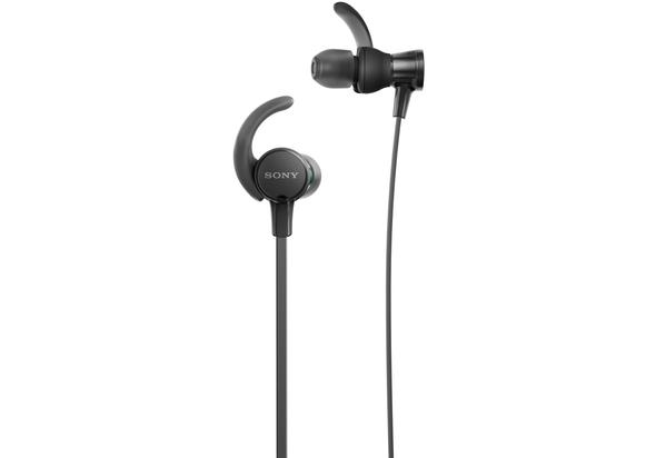 Sony EXTRA BASS Sports In-Ear Headphones (Black)