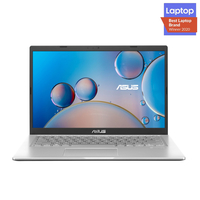 "Asus X415 Core i3-1115G4, 4GB RAM, 512GB SSD, 14"" FHD Laptop, Silver"