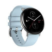 Amazfit Zepp E Circle Smart Watch, Ice Blue