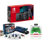 Nintendo Switch Grey+ Starlink Starter Pack+ Nyko Wireless Core Controller