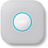 Nest Protect Smoke Plus Carbon Monoxid, Battery (2nd Generation)