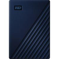 WD 4TB My Passport for Mac USB 3.0 External Hard Drive, Midnight Blue