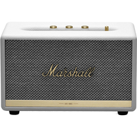 Marshall Audio Acton II Bluetooth Speaker System, White