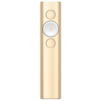 Logitech Spotlight Plus Presentation Remote, Gold