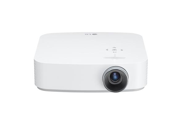 أل جي ,  PF50KG Full HD بروجيكتور جهاز عرض  ضوئي