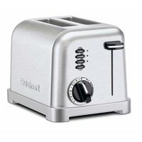 Cuisinart 2 Slice Toaster , محمصة خبز كوزينارت 2