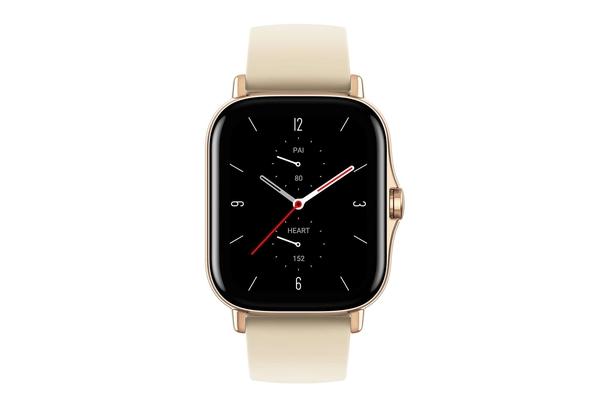 Amazfit GTS 2 Smartwatch, Desert Gold