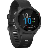 Garmin Forerunner 245 Music GPS Running Smartwatch, Black