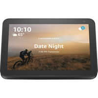 Amazon Echo Show 8 HD Smart Display with Alexa, Charcoal