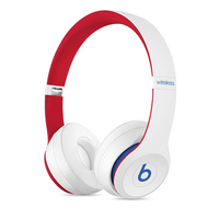 Beats Solo3 Wireless Headphones Beats Club Collection,  Club White