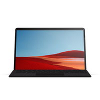 """Microsoft Surface Pro X SQ1 8GB, 128GB 13"""" Laptop with Type Cover, Black"""