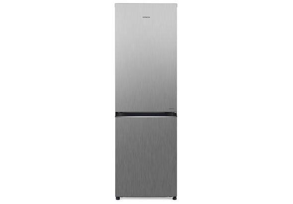 Hitachi RB410PUK6PSV 410L Bottom Freezer Inverter Control Platinum Silver