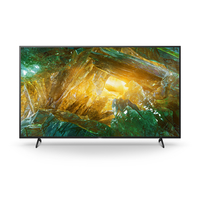 "Sony 85"" X80H 4K Ultra HD Android TV"