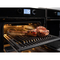 Teka 60 cm Built-in Electric Oven SteakMaster with special Grill and Cast iron grid for Steaks, 71 Liters, 12 Multifunction Cooking modes