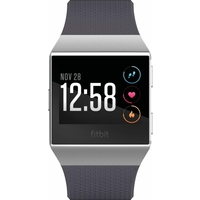 Fitbit Ionic Smartwatch, Blue Gray/Silver Gray