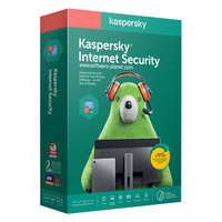 Kaspersky KIS2PCRT2020 Internet Security 2020 1+ 1 User