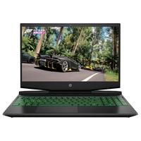 """HP Pavilion 15-EC0004NE R7-3750H, 16GB, 1TB HDD+ 256GB SSD, GTX-1650 4G Graphic, 15.6"""" FHD Gaming Laptop, Black"""