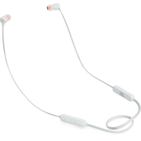JBL T110BT Wireless In-Ear Headphones, White