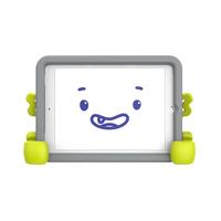 """Speck Case-E for 9.7"""" iPad Pro, Rhino Grey/Citrus Yellow"""