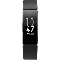 Fitbit Inspire HR Fitness Tracker,  Black