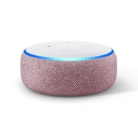 Amazon Echo Dot 3rd Generation,  Plum