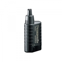Panasonic ER115 Nose & Ear Hair Trimmer Wet And Dry, Black