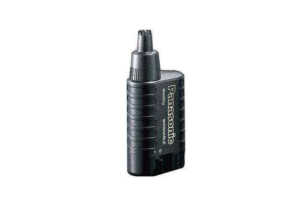 Panasonic ER115 Nose & Ear Hair Trimmer Wet And Dry, Black