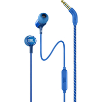 JBL Live 100 In Ear Headphones,  blue