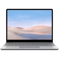 "Microsoft Surface Laptop Go, Core i5-1035G1, 8GB RAM, 256GB SSD, 12.4"" FHD Ultrabook, Silver"