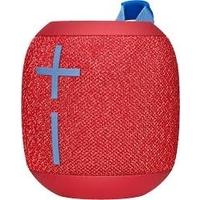 Ultimate Ears Wonderboom Portable Wireless Bluetooth Speaker-Red