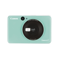 Canon Zoemini C Instant Camera Printer,  Mint Green