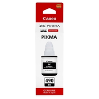 Canon GI-490 Black Ink Bottle