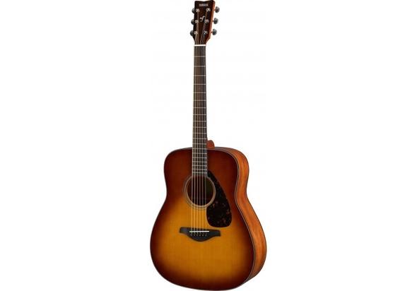 Yamaha FG800SB Acoustic Guitar, Sand Burst
