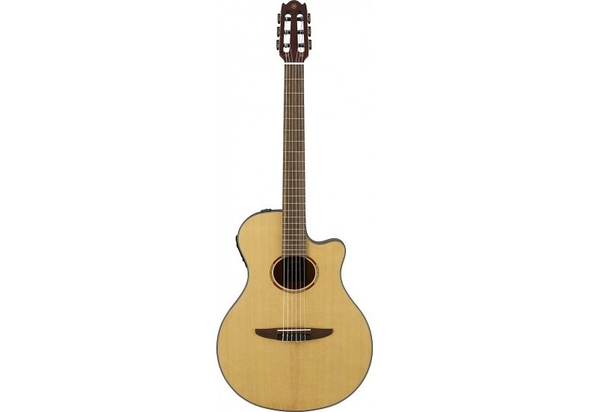 Yamaha NTX1 Nylon String Acoustic Electric Guitar, Natural