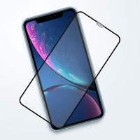 MIPOW SL-SP2PY Privacy Tempered Glass for iPhone-XR