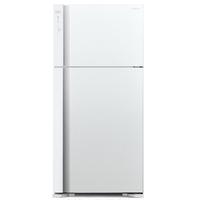 Hitachi RV760PUK7KTWH 760L Top Mount Refrigerator, Texture White