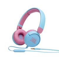 JBL JR 310 Kids On-Ear Headphones,  Blue