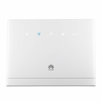 Huawei B315S 4G LTE 150 Mbps Mobile Wi-Fi Router, White
