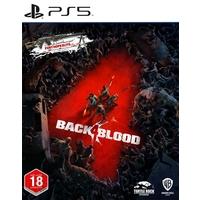 Pre Order Back 4 Blood Standard Edition, PS5