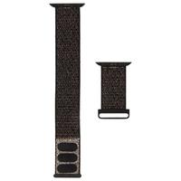 CaseMate CM-CM041680 42-44mm for Apple Watch Nylon Band - Mixed Metallic Black