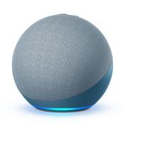 Amazon Echo (4th Gen) Smart Speaker with Alexa, Twilight Blue