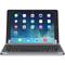 Brydge 9.7 Bluetooth Keyboard for iPad Air 1/2, Pro 9.7  & 2017/2018 iPad English and Arabic,  Gold